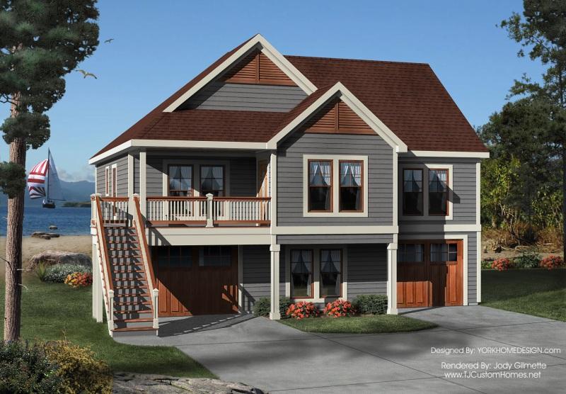 Softplan home design software softplan home design for Home designs views front
