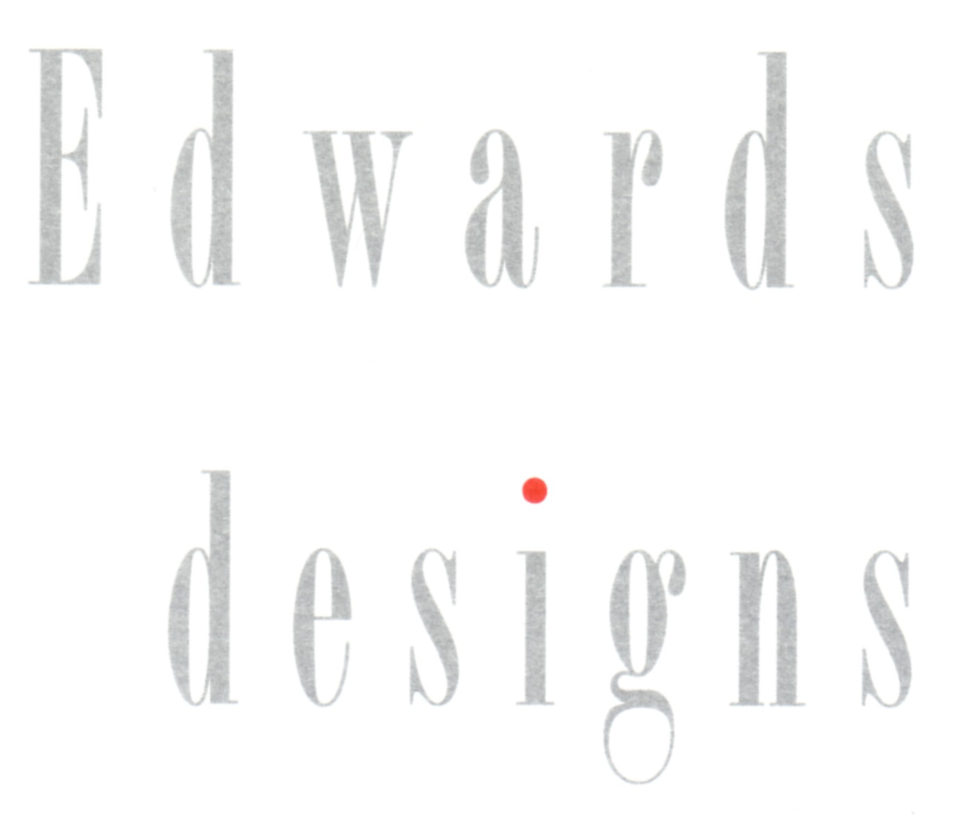 Edwards Designs, Inc. Logo