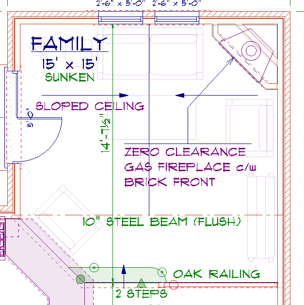 Softplan Home Design Software Layers