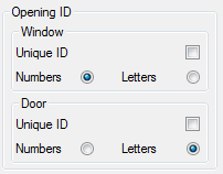 Opening ID Labels