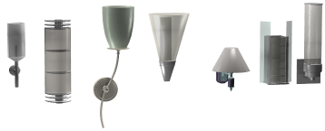 Wall Sconce Electrical Symbol : SoftPlan Home Design Software - SoftPlan+ Content Electrical Symbols