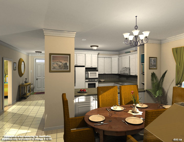 SoftPlan Home Design Software 3D Gallery