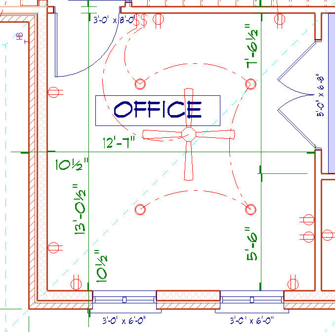 Softplan home design software dimension numbers are for Softplan review