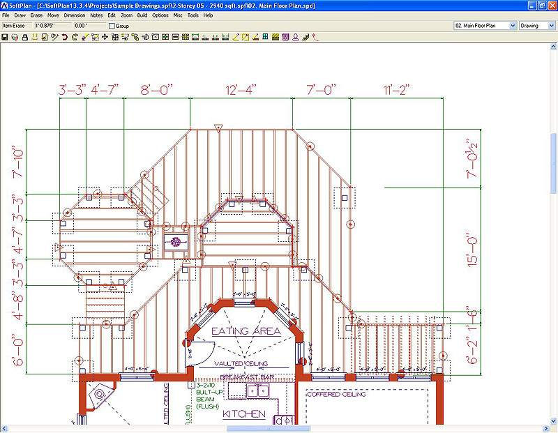 Softplan Home Design Software Deck Design