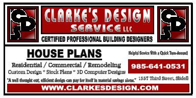 Clarke's Design Service
