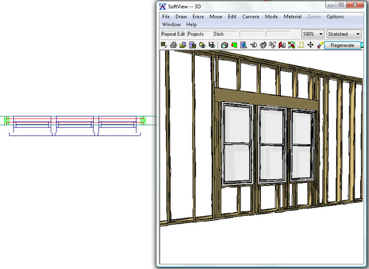Softplan Home Design Software Add Header Command Added