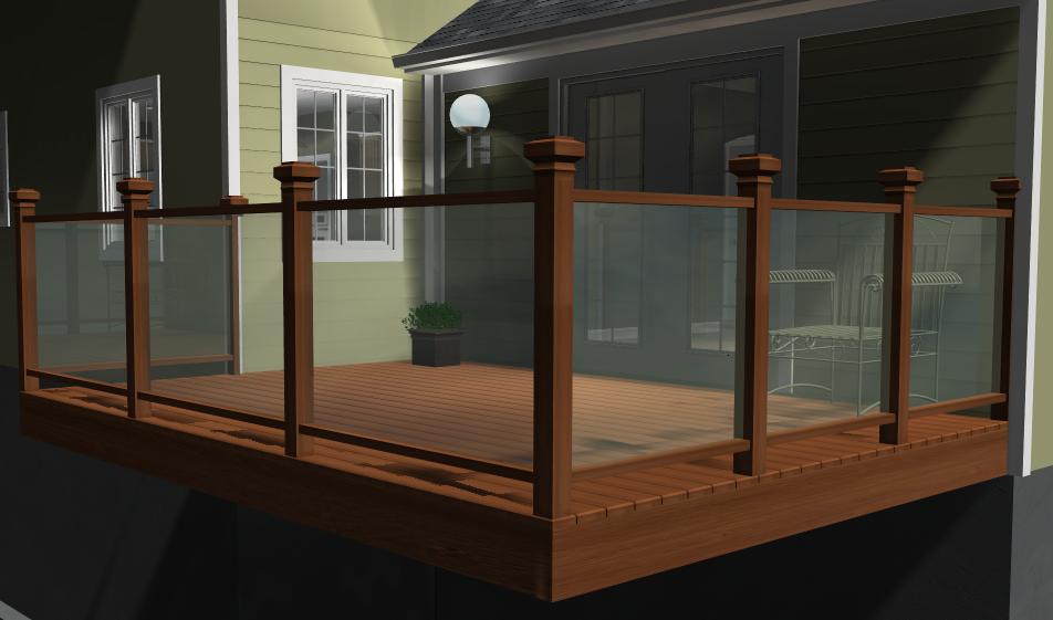 Softplan home design software softplan 2014 - Softplan Home Design Software Railings