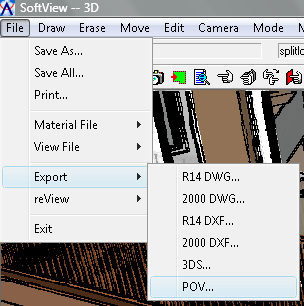 Softplan home design software pov export added for Softplan review