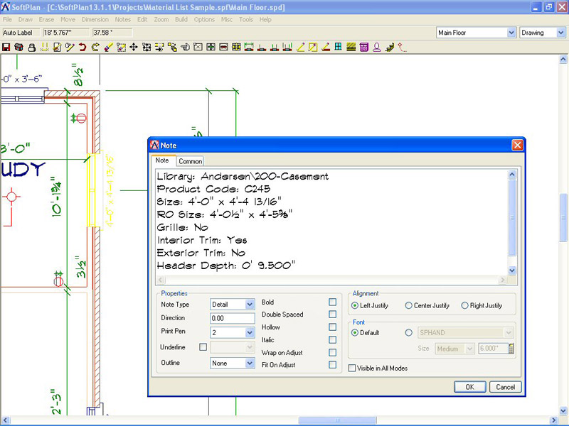 Softplan home design software notes for Softplan review